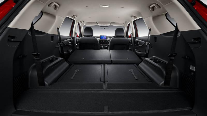 interior bagasi dfsk glory 560