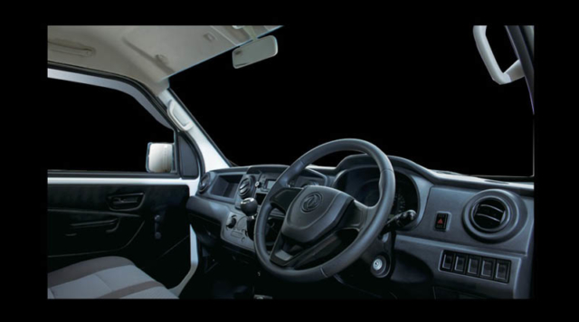 interior kabin dfsk super cab