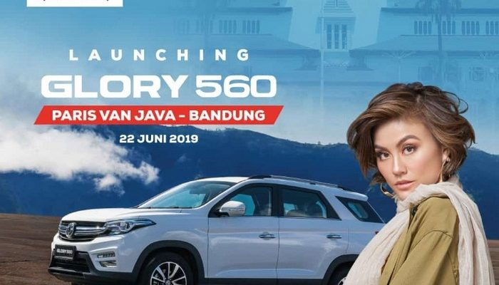Launching DFSK Glory 560 Paris Van Java Bandung 2019
