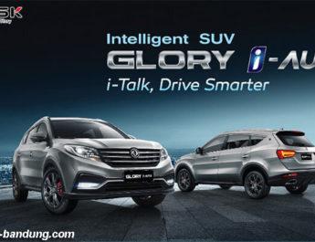 Spesifikasi dan Harga DFSK Glory i-Auto
