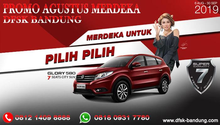 Promo Agustus Merdeka DFSK Bandung