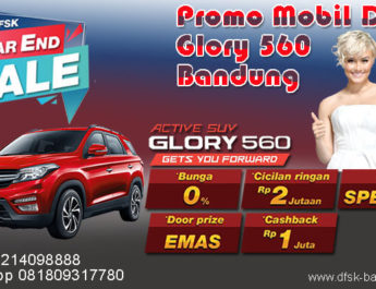 Promo Mobil DFSK Glory 560 Bandung