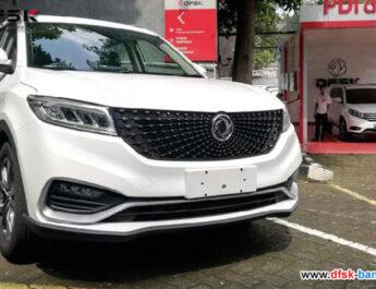 DFSK Glory i-Auto Dengan Berbagai Fitur Pintar
