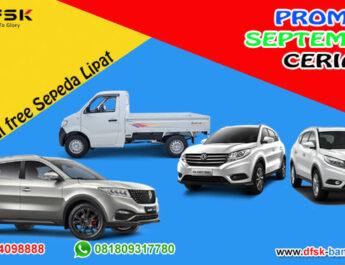 Promo September Ceria DFSK Bandung 2020